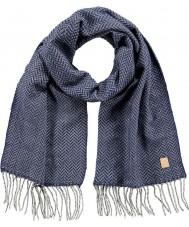 Barts 2918003 Mens carson foulard bleu delft