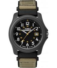 Timex T42571 Mens camping noir montre de l'expédition