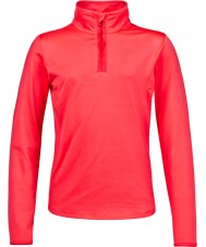 Protest Chemisier fabrizoy junior pink cerise zip top