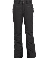 Protest 4610100-290-L-40 Mesdames kensington vrai pantalon de neige noire - taille l (40)