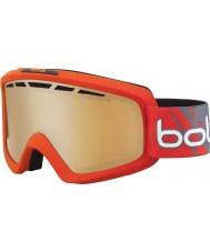 Bolle 21464 Nova mat ii dégradé rouge - modulateur lunettes agrumes pistolet de ski