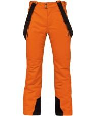 Protest 4710400-324-XS Pantalon de neige homme oweny poivre orange