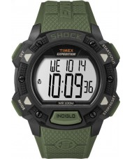Timex TW4B09300 Mens expédition résine verte montre bracelet