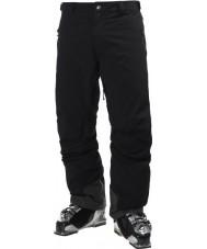 Helly Hansen 60359-BLA-XL Mens légendaires ski pantalon noir - taille xl