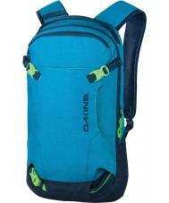 Dakine 10001470-BLUEROCK-81X Heli pack 12l sac à dos