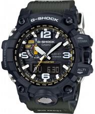 Casio GWG-1000-1A3ER Radio Mens g-shock controlé solar compass alimenté montre noire