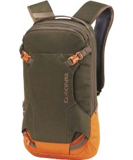 Dakine 10001470-TIMBER-81X Heli pack 12l sac à dos