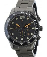 Elliot Brown 929-004-B05 gris montre chronographe en acier ip de Mens