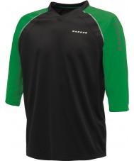 Dare2b T-shirt à manches courtes en jersey noir