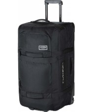 Dakine 10000783-BLACK-OS fendue noire rouleau sac - 110l