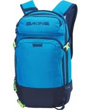 Dakine 10001471-BLUEROCK-81X Heli pro 20l sac à dos