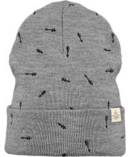 Barts 2988002 Trikora bonnet gris chiné