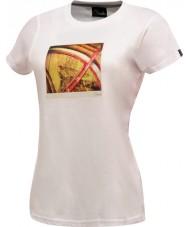 Dare2b Les femmes prennent deux t-shirts blancs