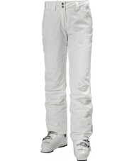 Helly Hansen Ladies léger pantalon de ski blanc