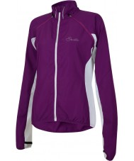 Dare2b DWL123-7JX16L Mesdames Carapace performances violet Windshell cycle - taille l (16)