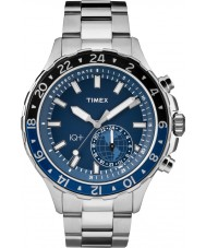 Timex TW2R39700 Mens iq déplacer smartwatch