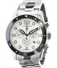 Elliot Brown 929-007-R01 de Mens argent montre chronographe en acier