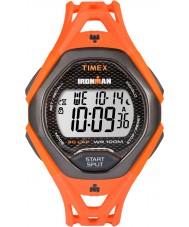 Timex TW5M10500 Mens résine orange élégant ironman montre bracelet