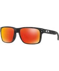 Oakley Oo9102 55 e9 holbrook lunettes de soleil
