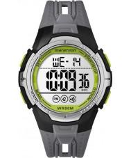 Timex TW5M06700 Mens résine noire marathon montre bracelet