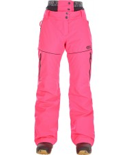 Picture WPT041-PINK-M Ladies exa ski pants