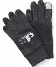 Up Performance des gants noirs
