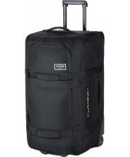 Dakine 10000784-BLACK-OS Noir sac à roulettes split - 85l