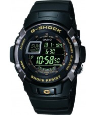 Casio G-7710-1ER Mens g-choc montre noire auto-illuminateur