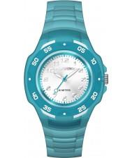 Timex TW5M06400 Enfants résine bleue marathon de montres bracelet