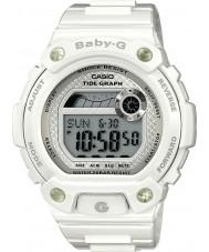 Casio BLX-100-7ER Ladies baby-g marée graphique montre blanc