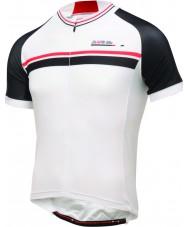 Dare2b DMT111-90090-XXL Mens aep t-shirt circuit de jersey blanc - taille xxl
