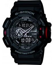 Casio GA-400-1BER Mens g-choc montre chronographe noir