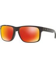 Oakley Oo9102 55 f1 holbrook lunettes de soleil