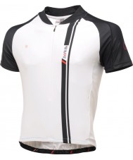Dare2b T-shirt manches longues noir et blanc pour homme