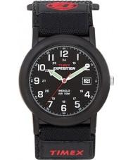 Timex T40011 Mens camping noir montre de l'expédition
