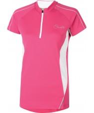Dare2b T-shirt rose électrique pour dames