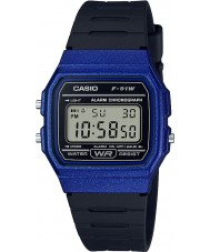 Casio F-91WM-2AEF Montre de collection