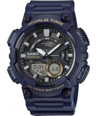 Casio AEQ-110W-2AVEF Montre de collection pour homme