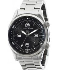 Elliot Brown 202-006-B07 Mens CANFORD argent montre bracelet en acier