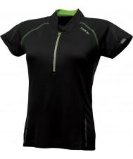 Dare2b DWT078-80008L Mesdames t-shirt en jersey noir rafraîchie - XXS taille (8)
