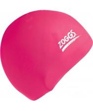 Zoggs 300604-PNK bouchon rose de silicone