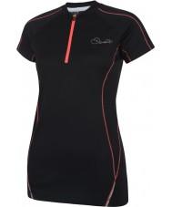 Dare2b DWT148-80008L Mesdames délectent t-shirt noir - XXS taille (8)