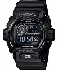 Casio GR-8900A-1ER Mens g-shock temps du monde noir montre à énergie solaire