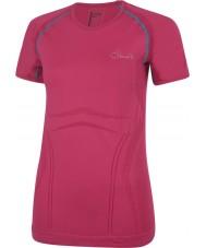 Dare2b T-shirt rose électrique Mollify Ladies