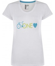 Dare2b DWT319-90010L Mesdames un amour t-shirt blanc - taille uk 10 (s)