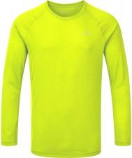 Ronhill T-shirt manches longues à manches longues pour homme