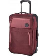 Dakine 10000782-BURNTROSE-81M Portez sur la valise de rouleau 40l