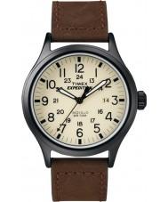 Timex T49963 Mens expédition montre brun scout