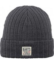 Barts 1388021 Mens parker charbon beanie