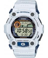 Casio G-7900A-7ER Mens g-shock g de sauvetage de la montre blanche